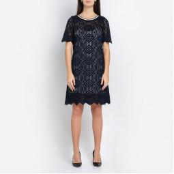 Платье D.Exterior 46755-4син