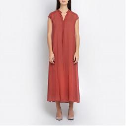 Платье ALYSI 100376P0240бордо