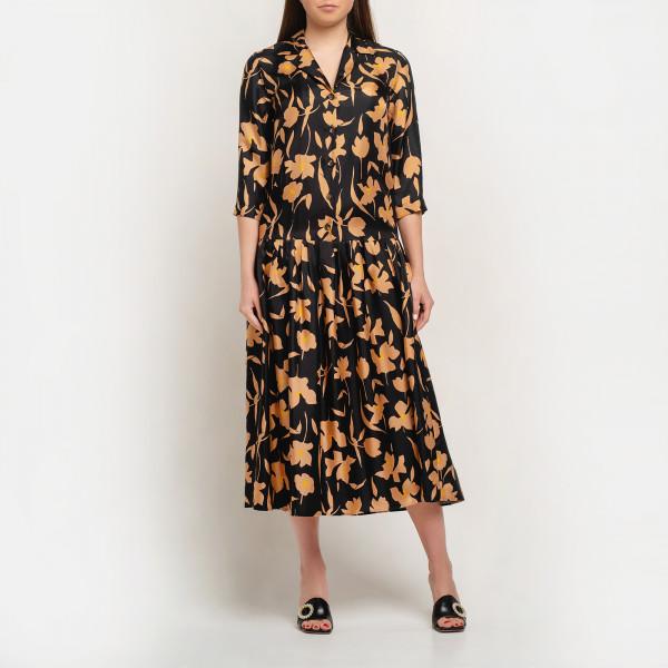 Платье ALYSI 159337A9046 чер