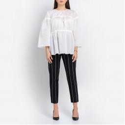 Блуза ALYSI 109271P9215бел