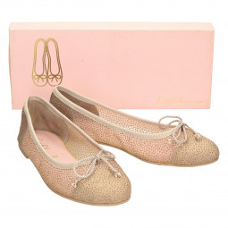 Балетки Pretty Ballerinas 38187беж