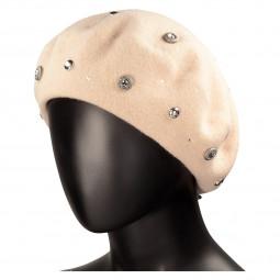 Берет Vizio 3633BL розовый