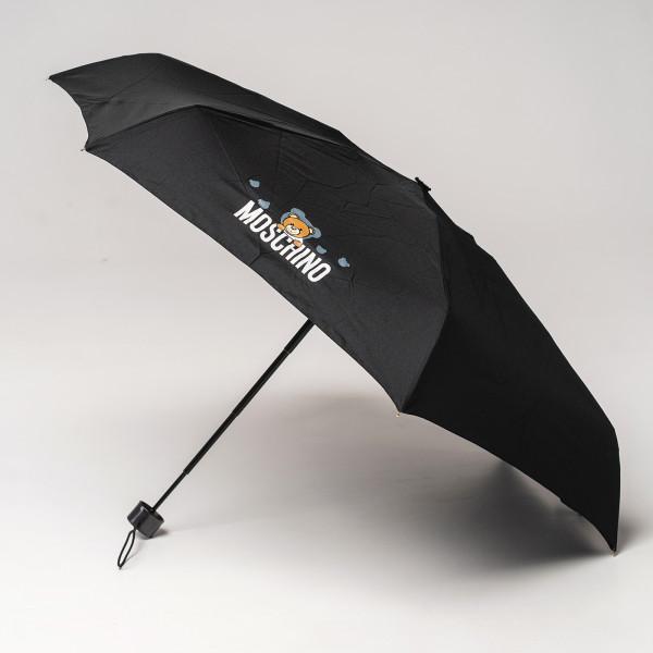 Зонт складной Moschino 8042SUPERMINI A чер