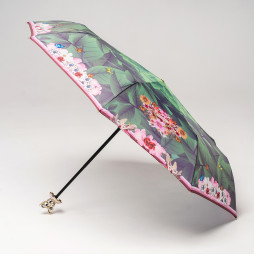 Зонт складной Braccialini 853/2878зел