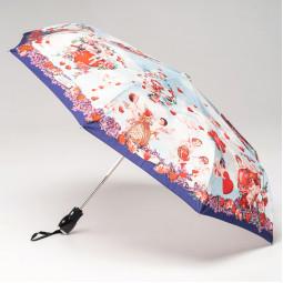 Зонт автомат Moschino 7280opencloseA гол