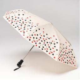Зонт автомат Moschino 7315OPENCLOSE I беж