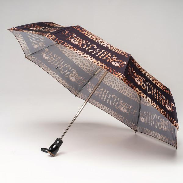 Зонт автомат Moschino 8138OpencloseA чер