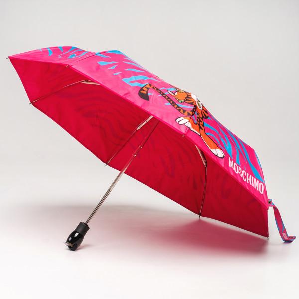 Зонт автомат Moschino 8263opencloseJ роз