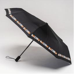 Зонт автомат Moschino 8041OpencloseA чер