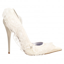 Туфли Gerardina Di Maggio 3029 белые