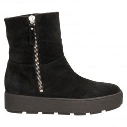 Ботинки Vic Matie 5850-001м замш чёр