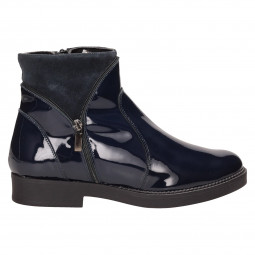 Ботинки Repo 11229лак син