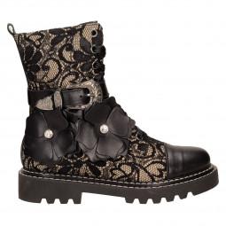 Ботинки Jeannot 75283тк беж