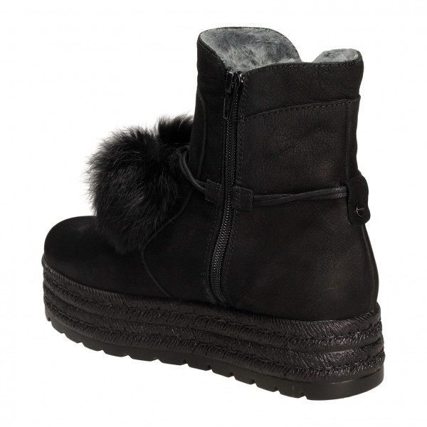 Ботинки Kanna 7886м чёр
