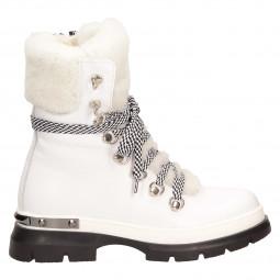 Ботинки Renzoni 1283м бел