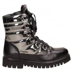 Ботинки Lab Milano 20564м лак