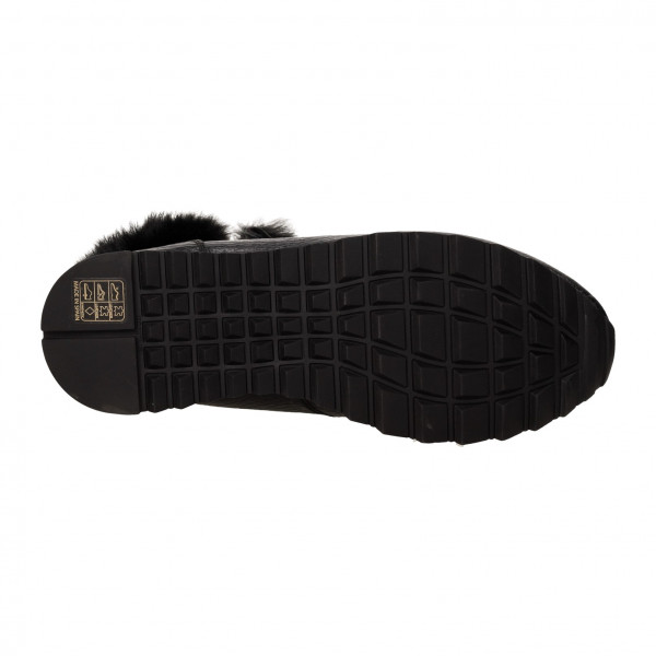 Ботинки Kanna 8766м кож чер