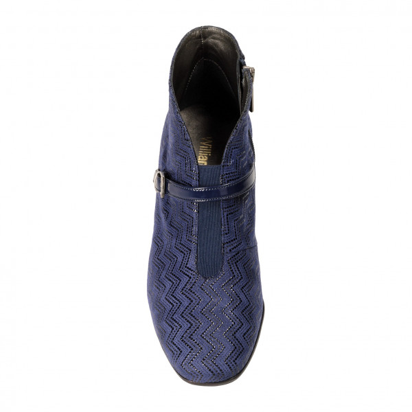 Ботинки William Massimi 453ос син