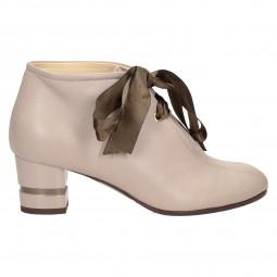 Ботинки Luca Verdi 257 к.беж.,низ.кабл.