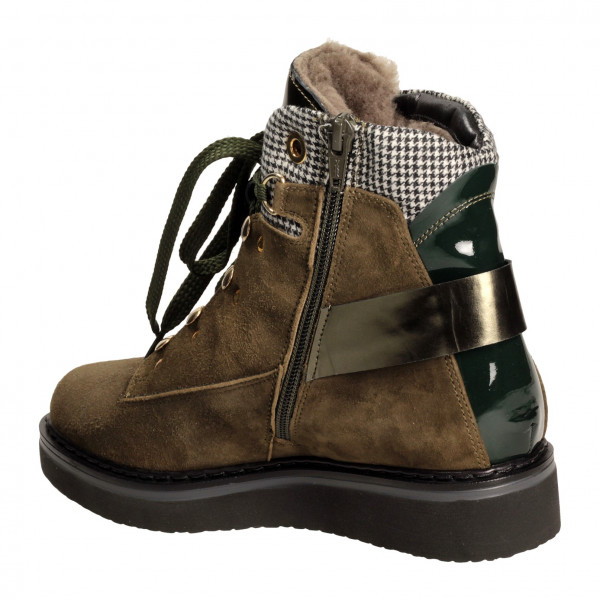 Ботинки Norma J. Baker 1085-303м замш кор