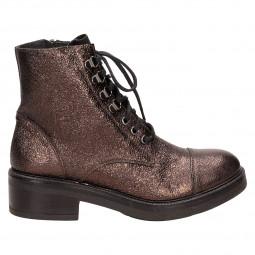 Ботинки Mally 6019кож бр