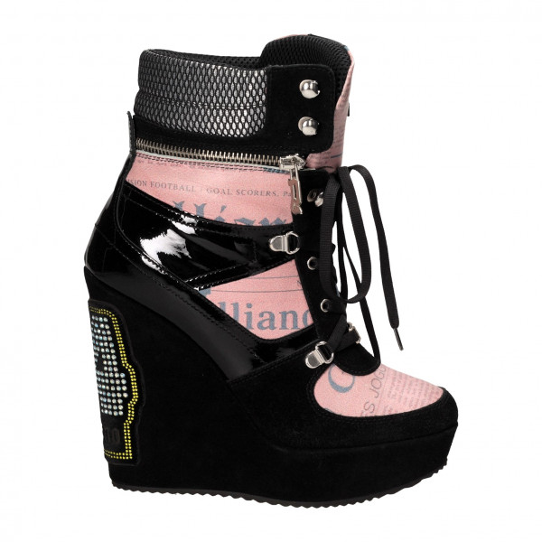 Ботинки Galliano 4432роз