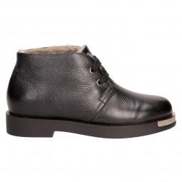Ботинки Giovanni Fabiani 3574м чёр