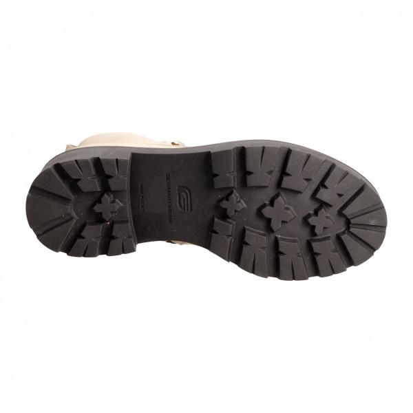 Ботинки Giovanni Fabiani 5013кож беж