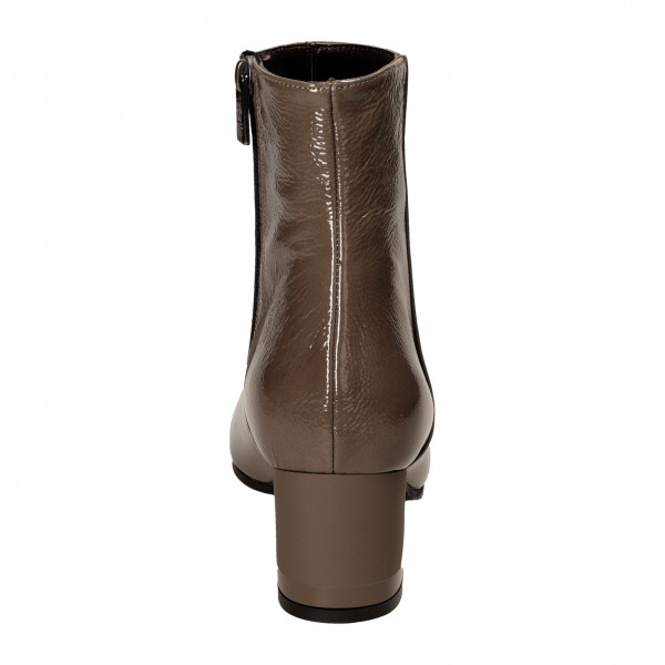 Ботинки William Massimi 4лак сер