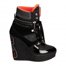 Ботинки Galliano 4432сер