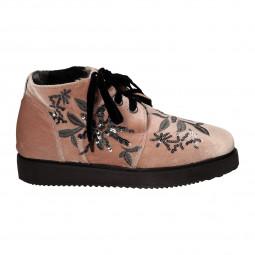 Ботинки Alexander Hotto 34511м вел роз