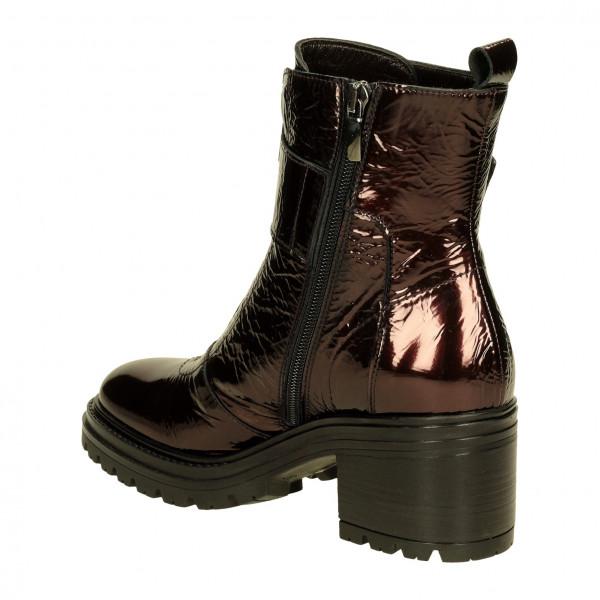 Ботинки Laura Bellariva 2081бордо