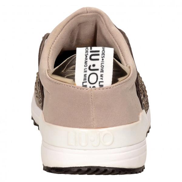 Кроссовки Liu jo 66001беж