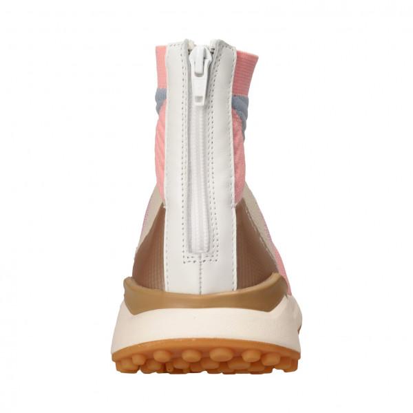 Кроссовки Voile Blanche 2501641-M02беж/роз