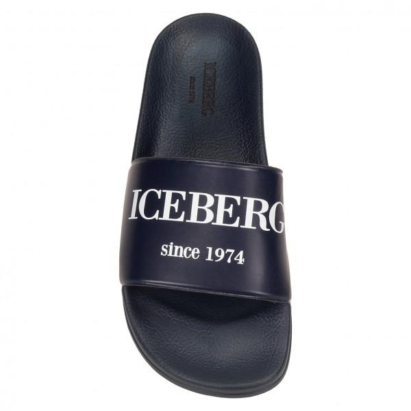 Шлепанцы Iceberg 1302син