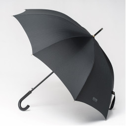 Зонт-трость Moschino 509-67A чёр Auto