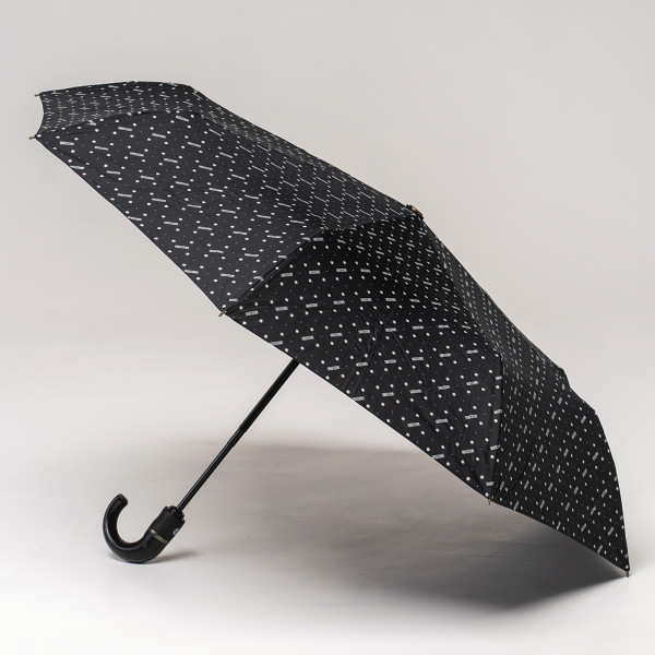 Зонт автомат Moschino 8505OPENCLOSE A чер