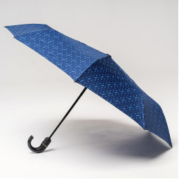 Зонт автомат Moschino 8505OPENCLOSE F син