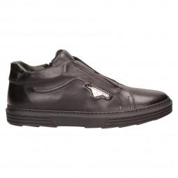 Ботинки Lucaguerrini 9832м чер