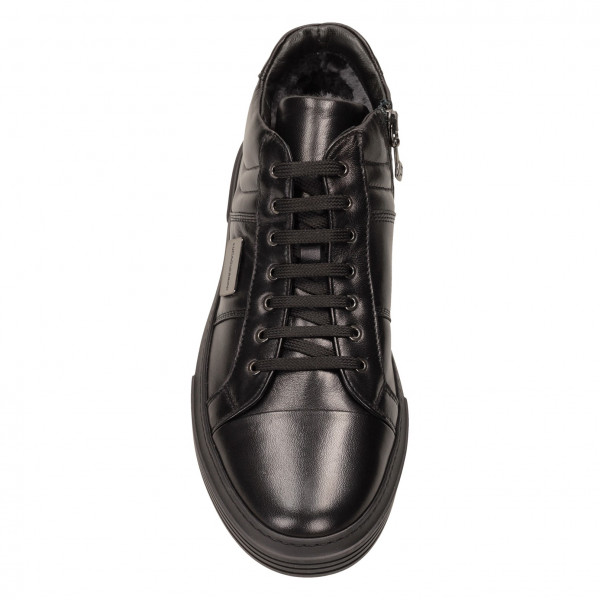 Ботинки Lucaguerrini 9833м чер