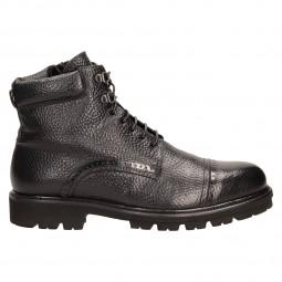 Ботинки Giampiero Nicola 34623м кож чер