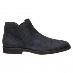 Ботинки Lucaguerrini 9819м син