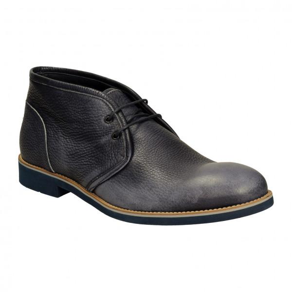 Ботинки Dino Bigioni 13376кож син