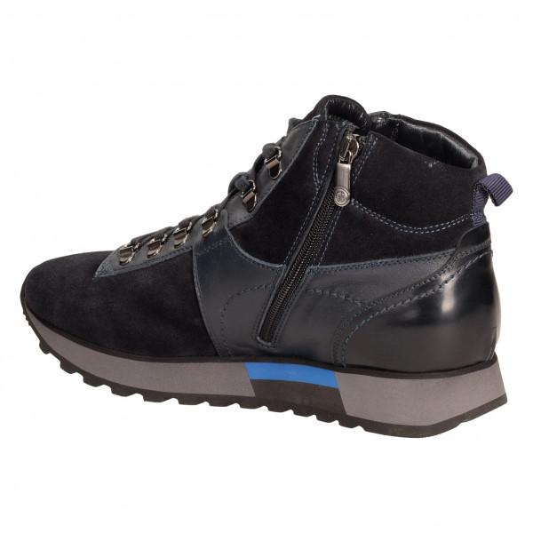 Ботинки Gianfranco Butteri 93533м син
