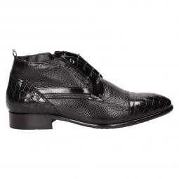 Ботинки Mario Bruni 12389 к.ч.,мех