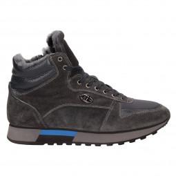 Ботинки Gianfranco Butteri 93532м сер