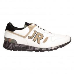 Кроссовки John Richmond 5505бел/беж