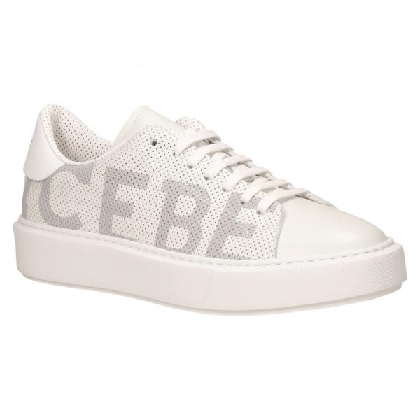 Кеды Iceberg 1418А бел/сер