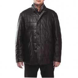 Куртка Aldo Brue 221594кож чер