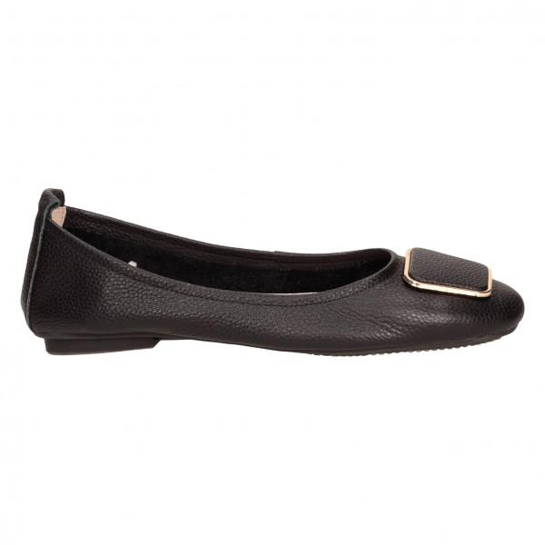 Балетки Verendina 8181-5 черные